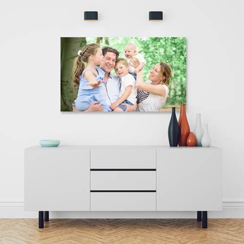 familiefoto afdrukken