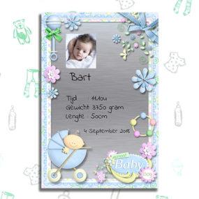 geboortetegel online bestellen