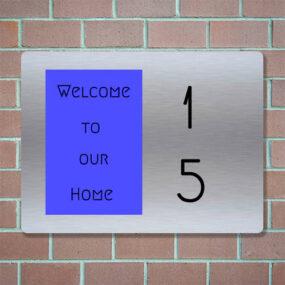 huisnummer online bestellen
